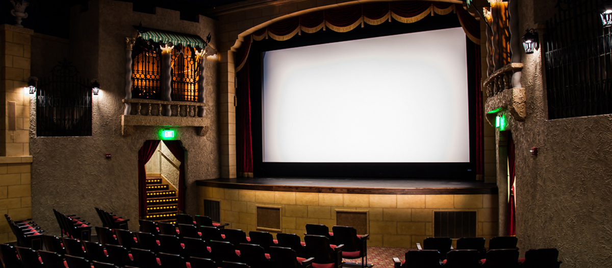 header space commercial theaters